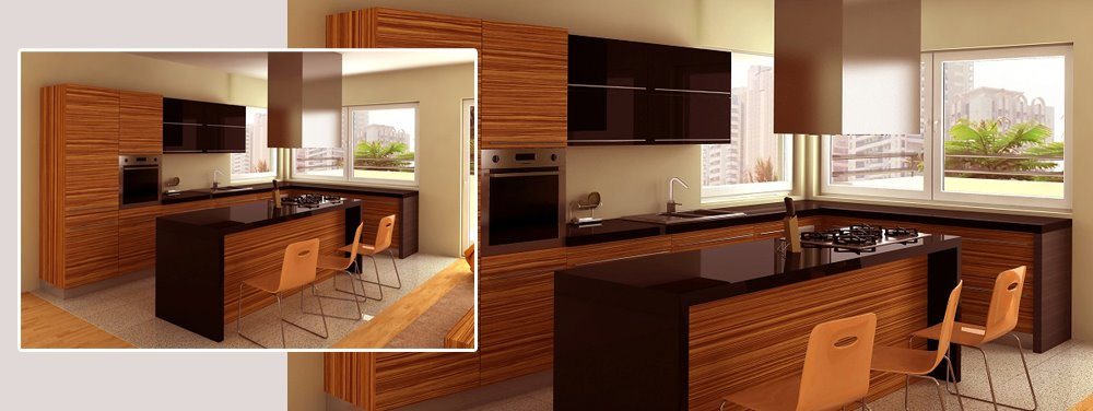 Berrywood Kitchens Wardrobes Interiors Trivandrum
