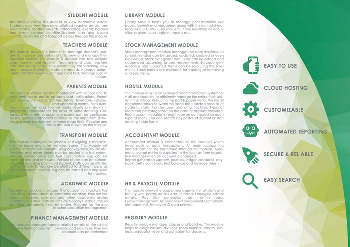 Greenboard School Management Software Kerala