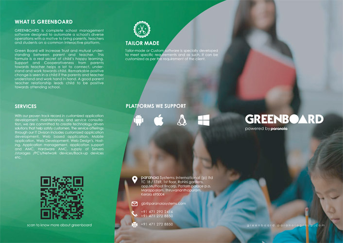 Greenboard ERP Software Trivandrum