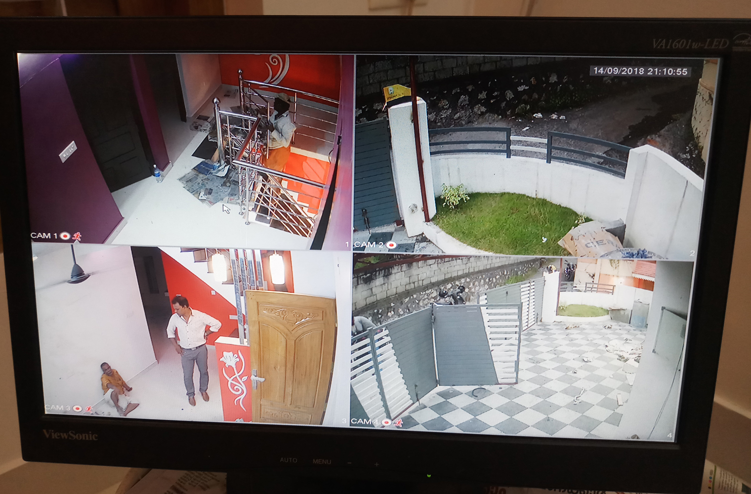 cctv security systems trivandrum