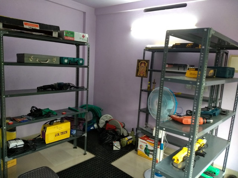 js power tools rental services trivandrum