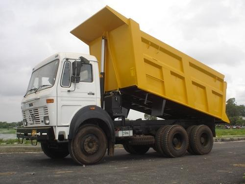 tipper for rent trivandrum
